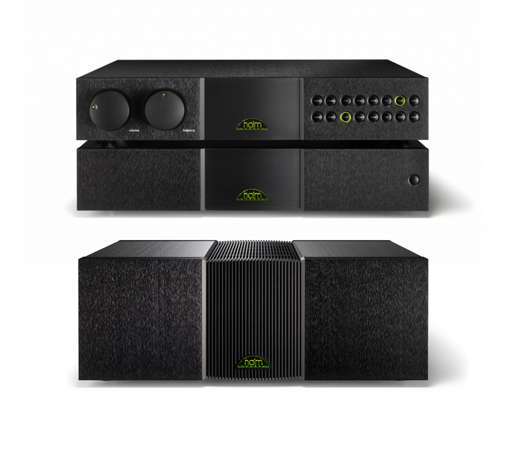 Naim 500 Series Amplification