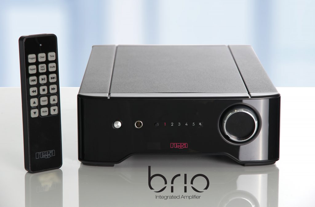 Rega Brio-R Amplifier