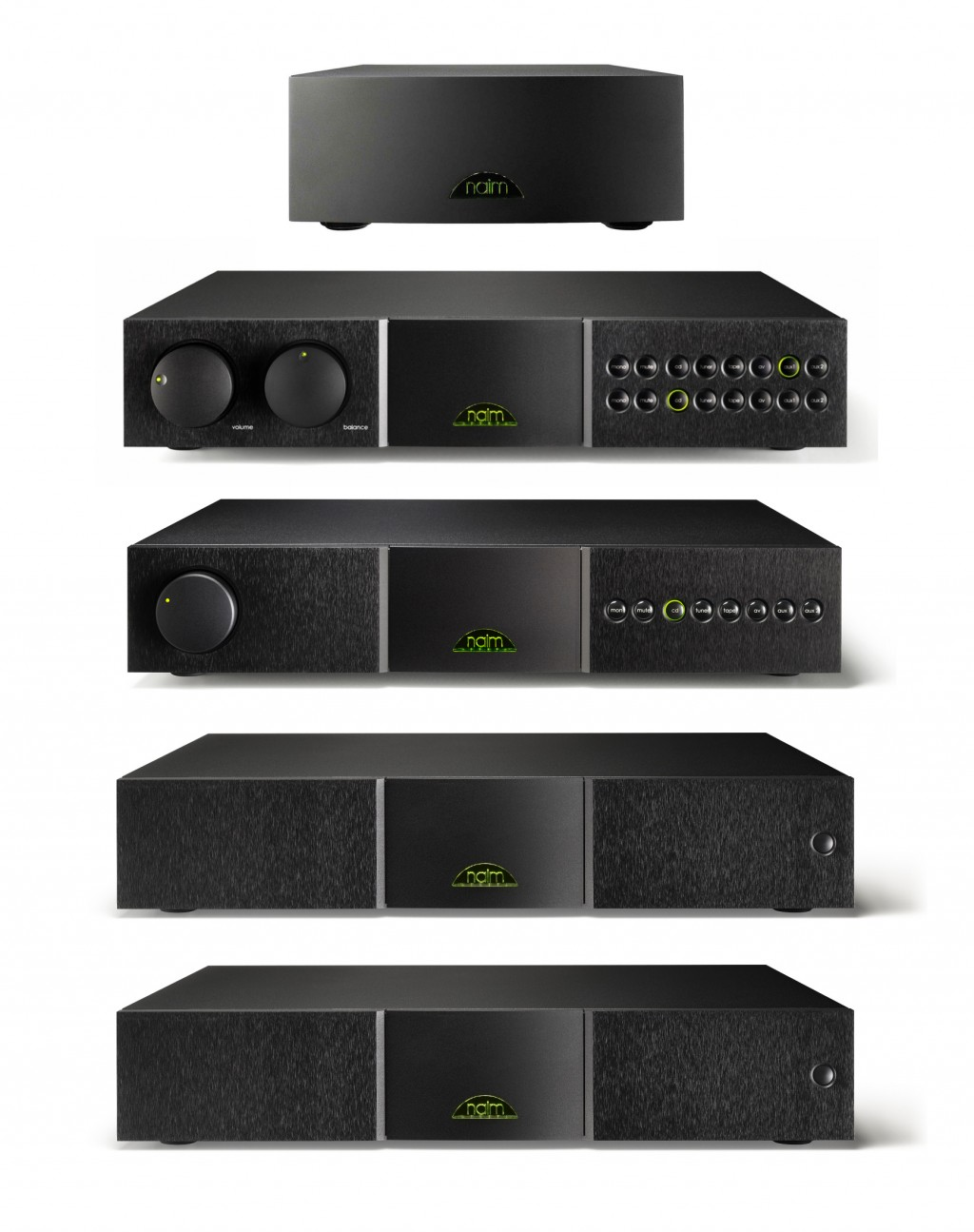 Naim Classic Series Amplification