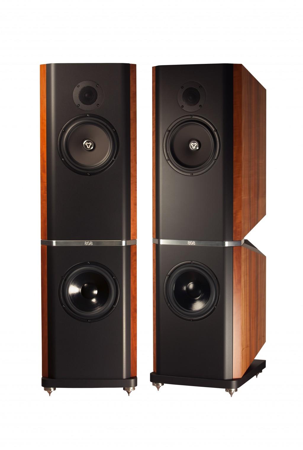 Kudos Titan 808 Loudspeakers