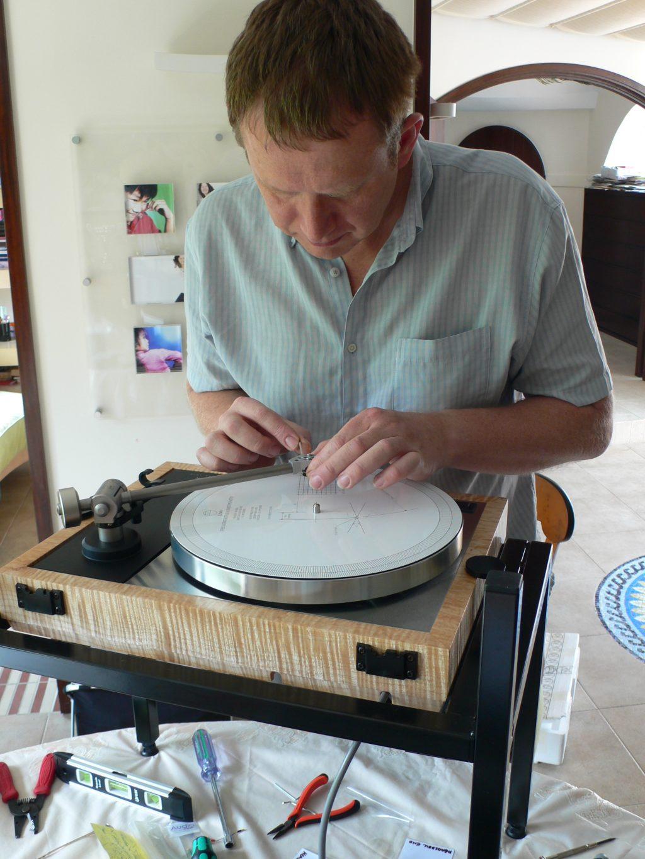 Peter Swain Signature LP12 Turntable