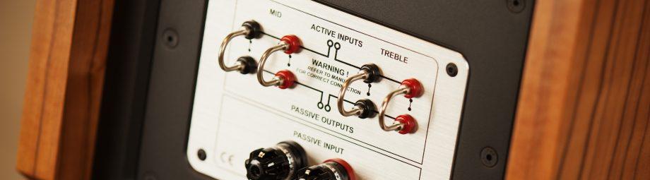 Kudos Titan Loudspeakers