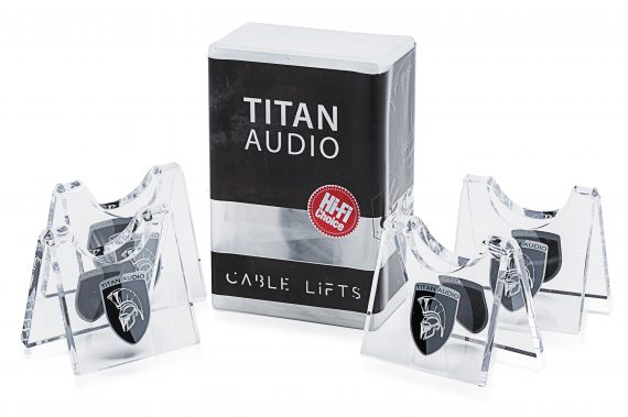 Titan Audio Cable Lifts
