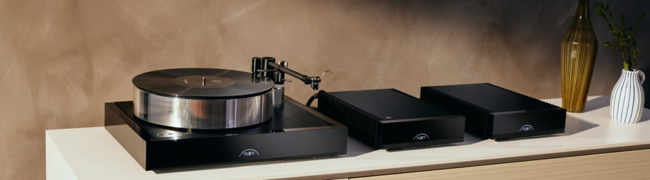 Naim Audio Solstice Special Edition Turntable